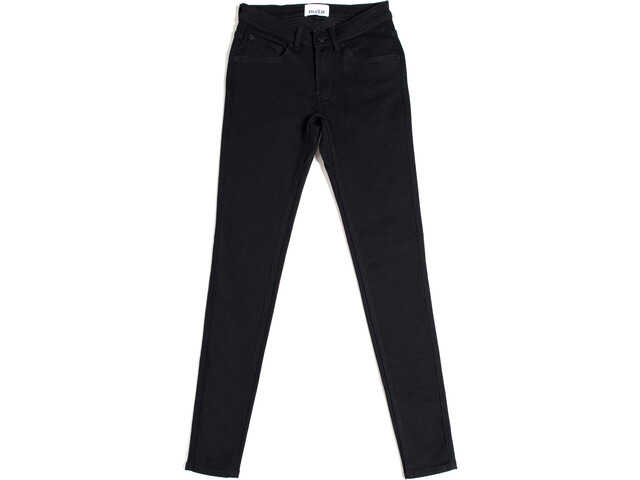 DUER Performance Denim Pants Skinny Women, black